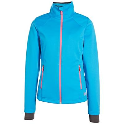 Under Armour Girls' UA Coldgear Infrared Softershell Jacket
