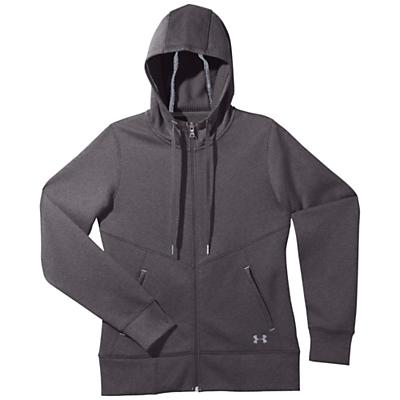 Under Armour Women's UA Coldgear Infrared Tech Fleece FZ Hoody