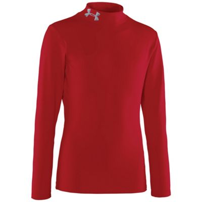 Under Armour Boys' UA EVO CG Coldgear Fitted Mock