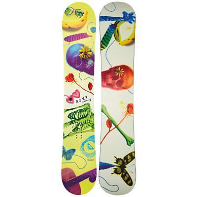 Roxy Sugar Banana Snowboard Blem 142 - Women's