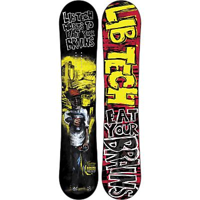 Lib Tech Box Scratcher BTX Snowboard Blem 143 - Boy's