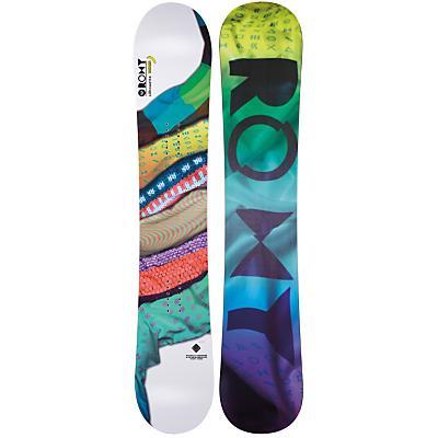 Roxy Silhouette Banana Snowboard Blem 151 - Women's