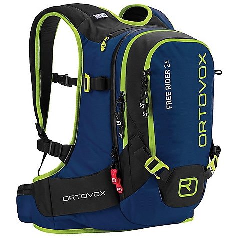 photo: Ortovox Free Rider 24 winter pack