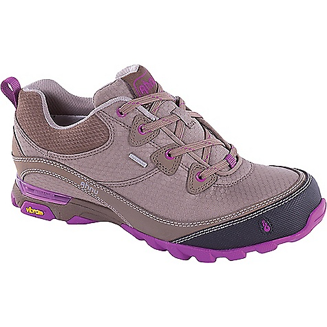 Ahnu Women's Sugarpine Waterproof Shoe Alder Bark