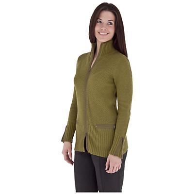 Royal Robbins Women's Highland Zip Cardigan Sweater