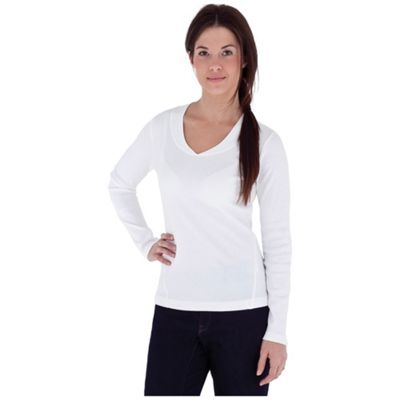 Royal Robbins Women's Kick Back V Neck Top