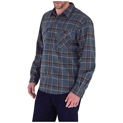 Royal Robbins Men's Leadville Flannel Long Sleeve Shirt