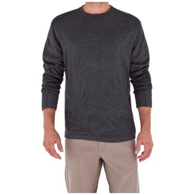 Royal Robbins Men's Mission Knit Long Sleeve Crew
