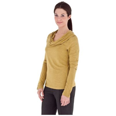 Royal Robbins Women's Nabru Cowl Neck Top