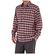 Royal Robbins Men's Woodland Flannel Long Sleeve Top