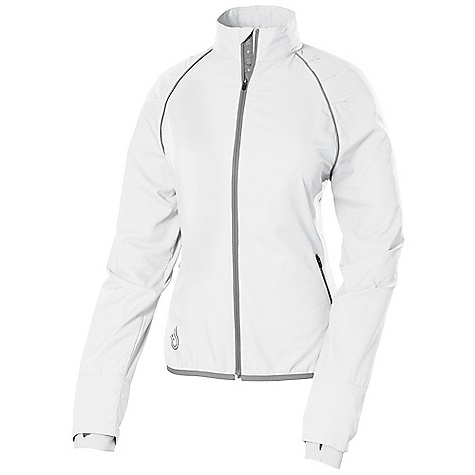 photo: Isis Endura Run Jacket water resistant shell