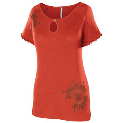 Isis Women's Flora Cap Sleeve Top