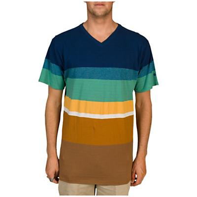 Billabong Men's Gravy Yarn Dye V-Neck Tee
