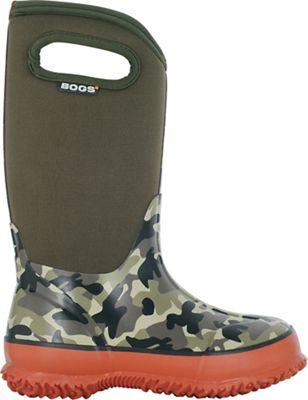 Bogs Kids' Classic Camo Boot