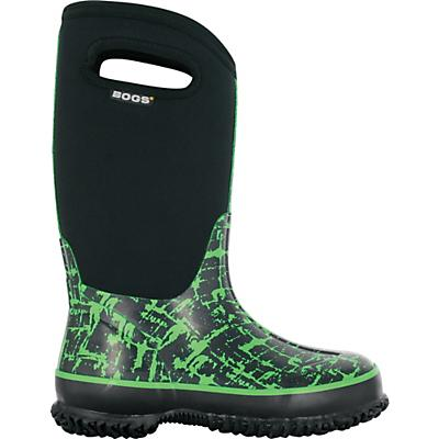 Bogs Kids' Classic Graffiti Boot