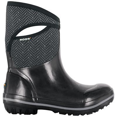 Bogs Women's Plimsoll Herringbone Mid Boot