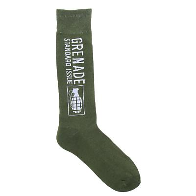 Grenade Foot Soldier Socks - Men's