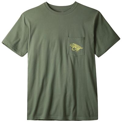 Mountain Khakis Men's Fly Short Sleeve Pocket T-Shirt
