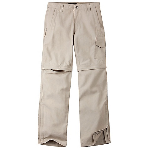 photo: Mountain Khakis Granite Creek Convertible Pant hiking pant