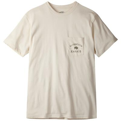 Mountain Khakis Men's MK Classic Short Sleeve Pocket T-Shirt