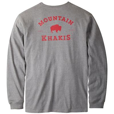 Mountain Khakis Men's MK Classic Long Sleeve Pocket T-Shirt