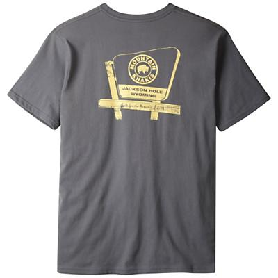 Mountain Khakis Men's National Park Sign Short Sleeve Pocket T-Shirt