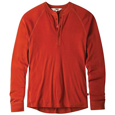 Mountain Khakis Men's Rendezvous Henley Shirt