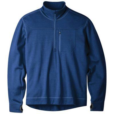 Mountain Khakis Men's Rendezvous Qtr Zip Shirt