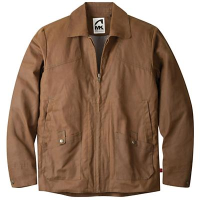Mountain Khakis Men's Waxed Canvas Field Jacket