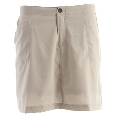 White Sierra West Loop Skort - Women's