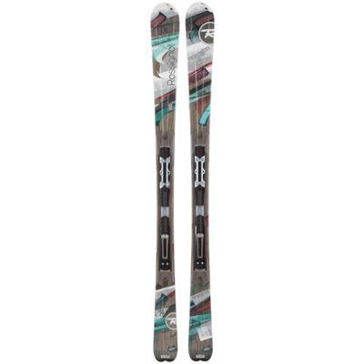 Rossignol Attraxion 8 Echo Skis - Women's