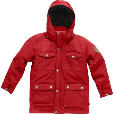 Fjallraven Kid's Greenland Down Parka