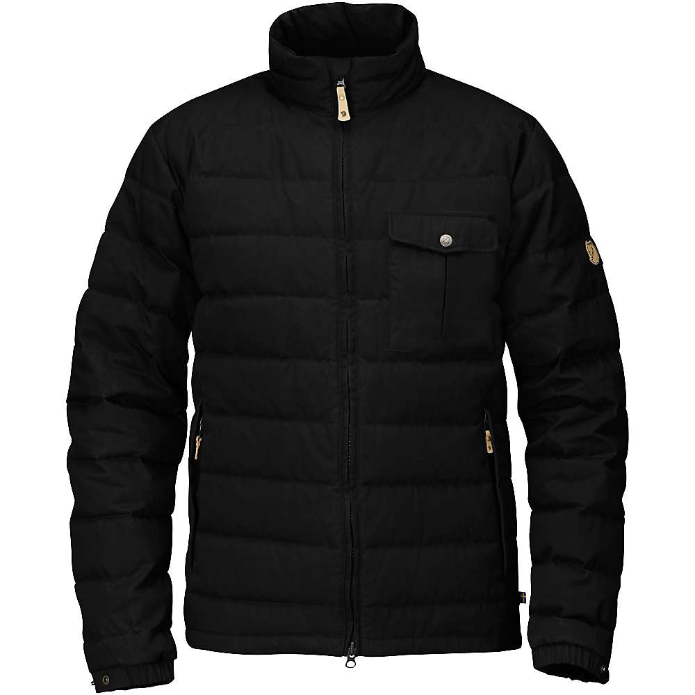 Fjallraven Men's Ovik Lite Jacket - Small - Black