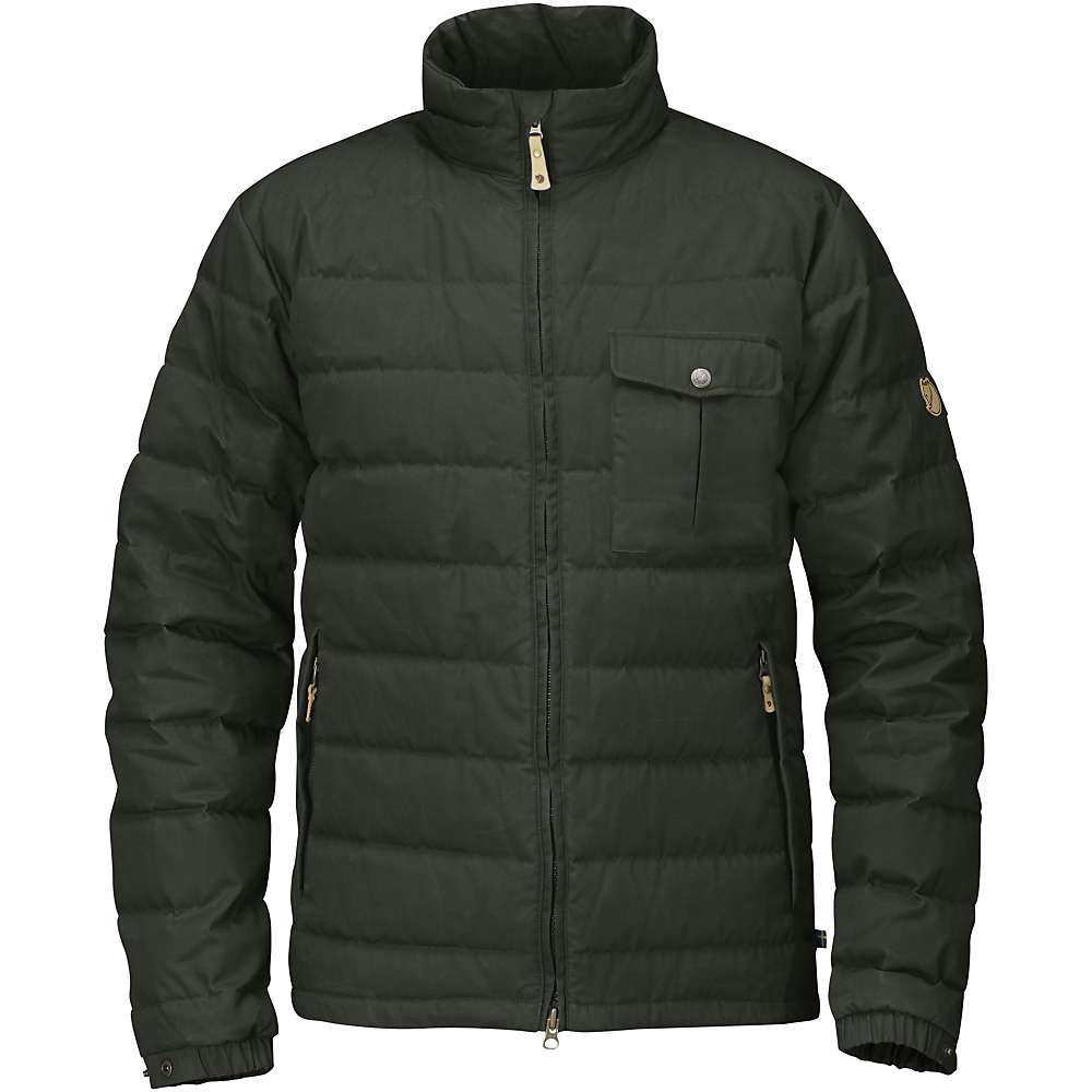 Fjallraven Men's Ovik Lite Jacket - XS - Mountain Grey