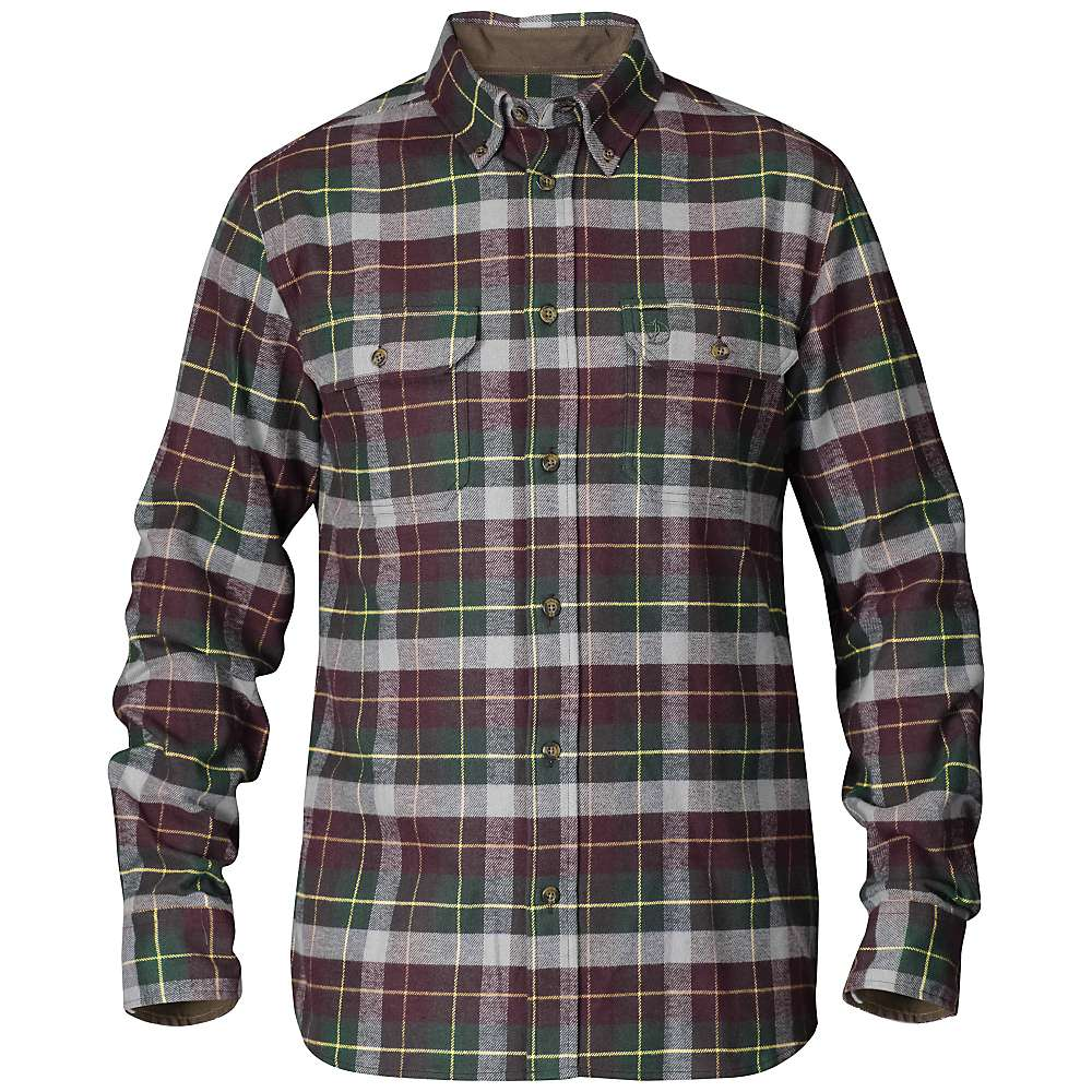 fjallraven men 39 s sarek heavy flannel shirt