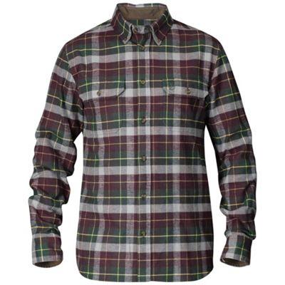 Fjallraven Men's Sarek Heavy Flannel Shirt