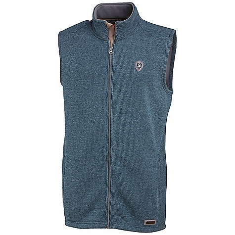 photo: Merrell Big Sky Vest fleece vest