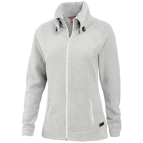 photo: Merrell Endear Cozy Collar Full Zip fleece jacket