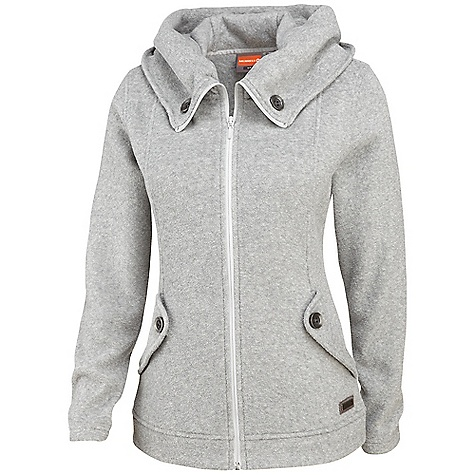 photo: Merrell Endear Cozy Collar Hoodie fleece jacket