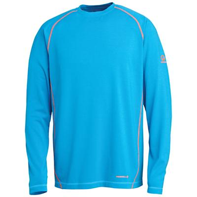 Merrell Men's Geo Graph Long Sleeve Top