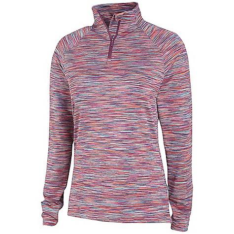 photo: Merrell Leelani Half Zip long sleeve performance top