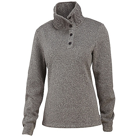 photo: Merrell McKenzie Corded Pullover fleece top