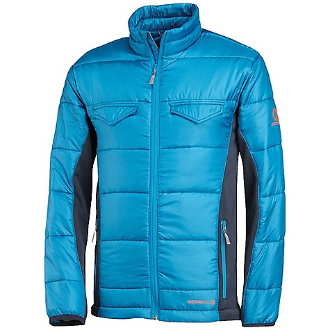 photo: Merrell Quentin Jacket synthetic insulated jacket