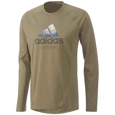Adidas Men's HT Long Sleeve Tee