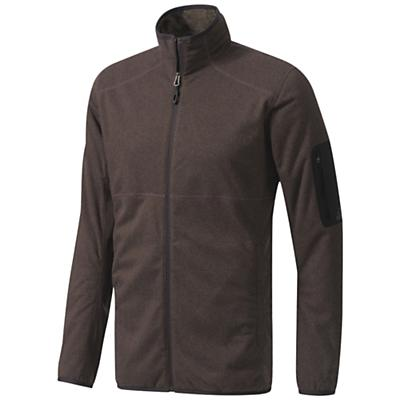 Adidas Men's HT Melange Fleece Jacket