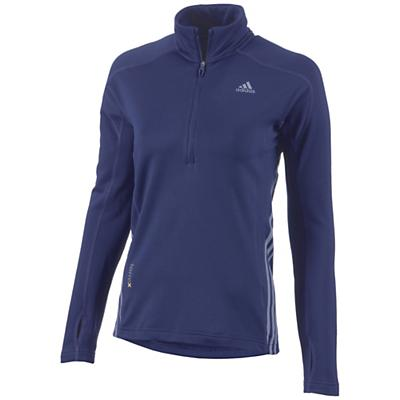Adidas Women's Terrex Icesky 1/2 Zip Long Sleeve Shirt