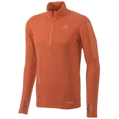 Adidas Men's Terrex Icesky 1/2 Zip Long Sleeve Top