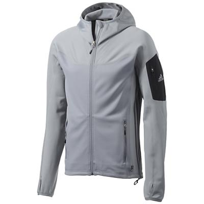 Adidas Men's Terrex Stockhorn Cocona Fleece Hoodie