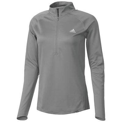 Adidas Women's Terrex Swift 1/2 Zip Long Sleeve Top