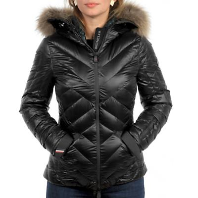 Moncler Women's Makalu Jacket w/ Fur